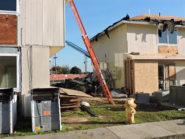Richland Rural Development Farmworker Apartments rehab construction project – December 2017 – Yuba City